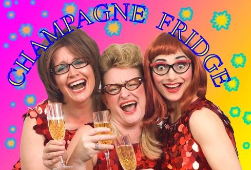 Champagne Fridge